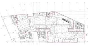 Animal Facility Floor Plan