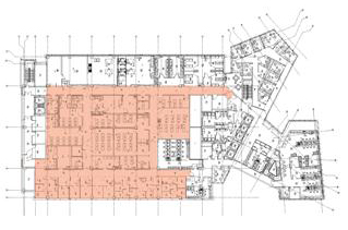 Animal Facilty Floor Plan